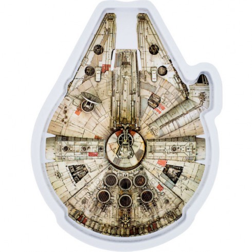Farfurie Lulabi Star Wars Millennium Falcon