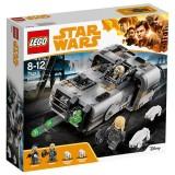LEGO Star Wars Landspeeder-ul lui Moloch 75210