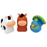Set jucarii K's Kids Popbo Animale de la ferma tip 2