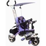 Tricicleta cu copertina Baby Mix GR01 violet
