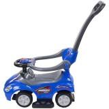 Masinuta Sun Baby Mega Car Delux albastru