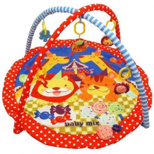Salteluta de joaca Baby Mix Animals and Sweets