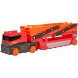 Camion Hot Wheels by Mattel Mega transportator cu trailer {WWWWWproduct_manufacturerWWWWW}ZZZZZ]