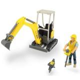 Excavator Dickie Toys Playlife Excavator Set cu figurina si accesorii {WWWWWproduct_manufacturerWWWWW}ZZZZZ]