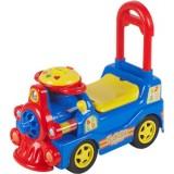 Locomotiva Baby Mix Loco albastru