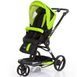 Carucior ABC Design 3 Tec Plus lime