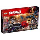 LEGO Killow contra Samurai X (70642) {WWWWWproduct_manufacturerWWWWW}ZZZZZ]
