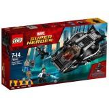 LEGO Super Heroes Atacul Luptatorului Regal 76100