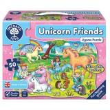 Puzzle Orchard Toys Prietenii Unicornului Unicorn Friends