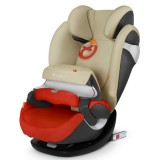 Scaun auto Cybex Pallas M Fix autumn gold cu Isofix