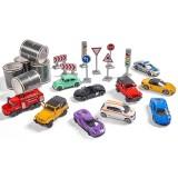 Set Majorette Mega box 10 masinute si accesorii {WWWWWproduct_manufacturerWWWWW}ZZZZZ]