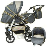 Carucior Skutt Rocada 2 in 1 graphite grey