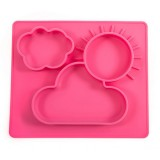 Farfurie Petite&Mars Norisori roz