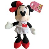 Jucarie de plus Disney I Love Minnie 20 cm