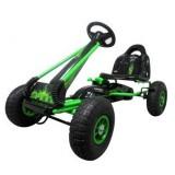 Kart cu pedale R-Sport Gokart G3 Verde