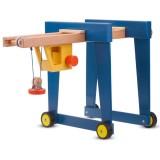 Macara pe roti New Classic Toys pentru containere