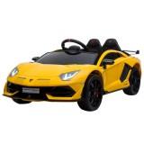 Masinuta electrica Chipolino Lamborghini Aventador SVJ yellow cu roti EVA {WWWWWproduct_manufacturerWWWWW}ZZZZZ]