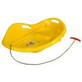 Sanie copii Marmat Shell Premium Comfort galben