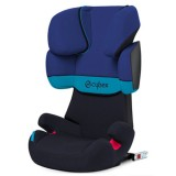 Scaun auto Cybex Solution X Fix blue moon cu Isofix