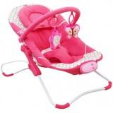 Scaunel balansoar Baby Mix Magic roz