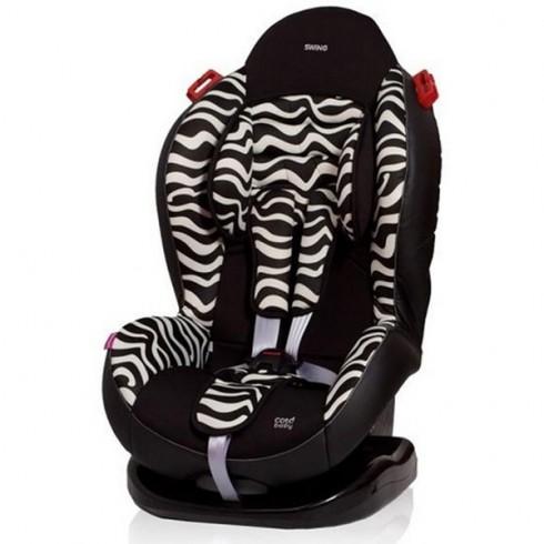 Scaun auto Coto Baby Swing Zebra