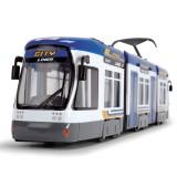 Tramvai Dickie Toys City Liner albastru {WWWWWproduct_manufacturerWWWWW}ZZZZZ]