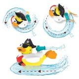 Jucarie de baie Yookidoo Rata pirat cu motor
