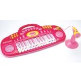 Orga electronica Bontempi I Girl cu 24 clape si microfon