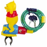 Sistem antifurt bicicleta Disney Eurasia Winnie the Pooh