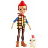 Papusa Enchantimals by Mattel Redward Rooster cu figurina Cluck {WWWWWproduct_manufacturerWWWWW}ZZZZZ]