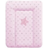 Saltea de infasat Ceba Baby Steluta roz