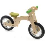 Bicicleta fara pedale MyKids Pipello lilly verde