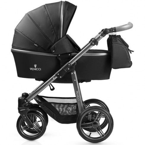 Carucior Venicci Carbo 3 in 1 black