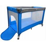 Patut pliabil R-Sport K1 albastru