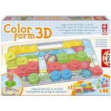 Puzzle Educa Color Form 3D
