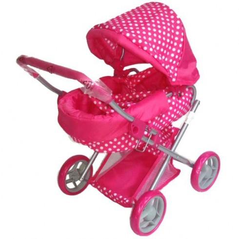 Carucior pentru papusi Baby Mix Lory