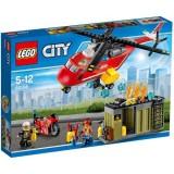 LEGO City Unitate de Interventie de Pompieri 60108