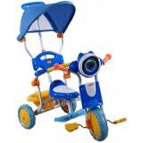 Tricicleta cu copertina Arti 260c albastru