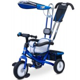 Tricicleta cu copertina Toyz Derby blue
