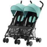 Carucior Britax Holiday aqua green