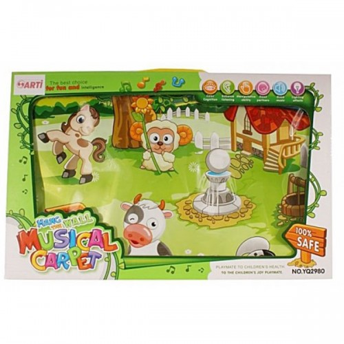 Covoras de joaca Arti Sunny-farm 2980