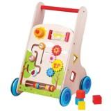 Premergator cu activitati New Classic Toys Lelin 7 in 1