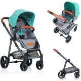 Carucior Kiddo Jazz mint