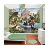 Tapet Walltastic Dinosaur Land