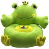 Fotoliu din plus Knorrtoys Frog Froggie