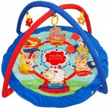 Salteluta de joaca Baby Mix Happy Circus