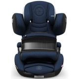 Scaun auto Kiddy PhoenixFix 3 cu sistem Isofix night blue