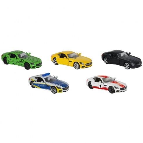 Set Majorette 5 masinute Mercedes AMG {WWWWWproduct_manufacturerWWWWW}ZZZZZ]