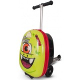 Trotineta cu rucsac Zinc Flyte scooter & case 2 in 1 Sid the Cyclops