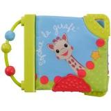 Carte activitati Vulli girafa Sophie colorata